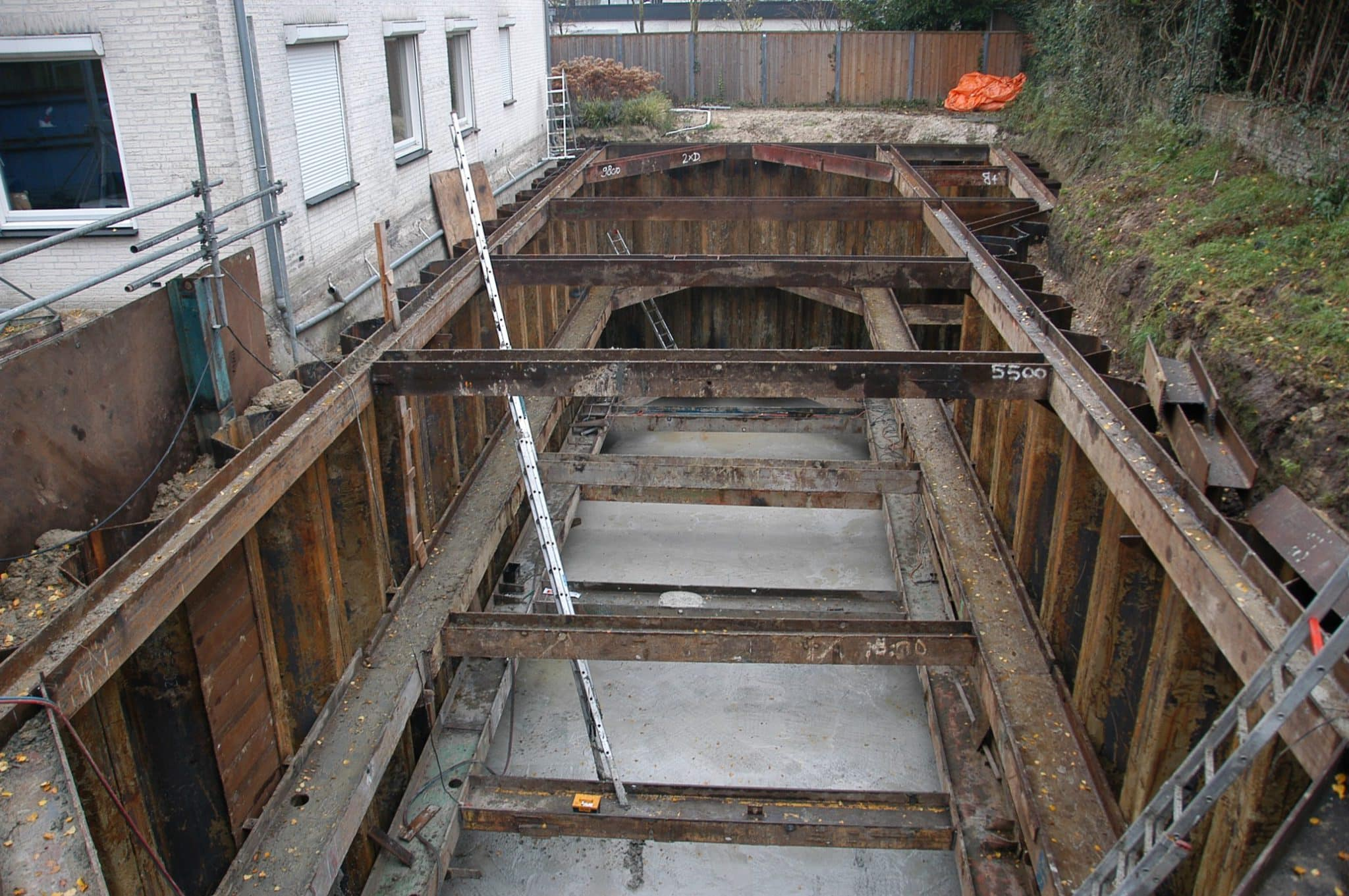 Oldenzaal - Verloren Damwandkuip