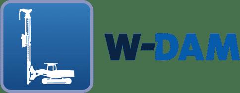 W-DAM Logo